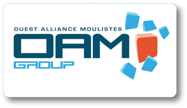 Logo Ouest Alliance Moulistes OAM